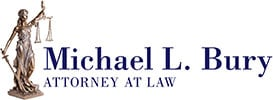 Michael L. Bury, Attorney at Law Logo